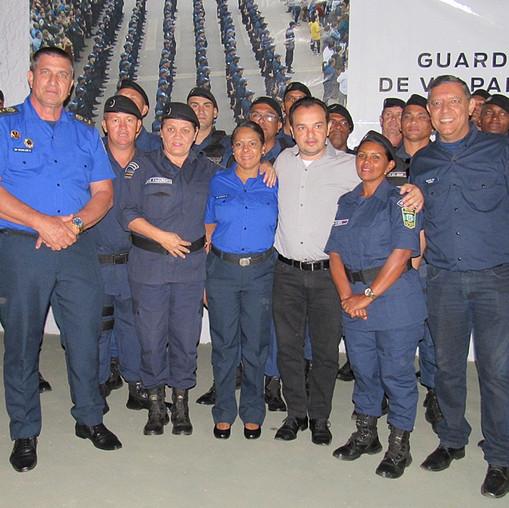 Guarda Municipal de Valparaíso