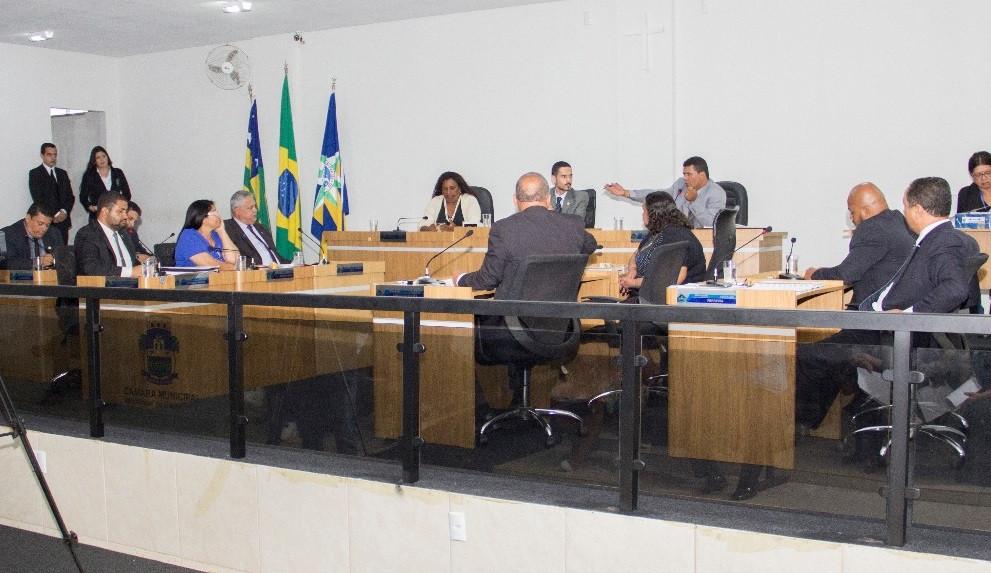 E o pau quebrou - PAC do Setor de Chácaras Anhanguera foi tema bate-boca entre vereadores
