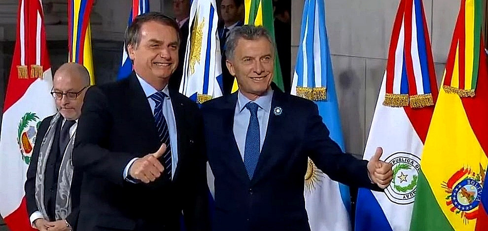 Com um plano ambicioso, Bolsonaro assume a presidência do Mercosul