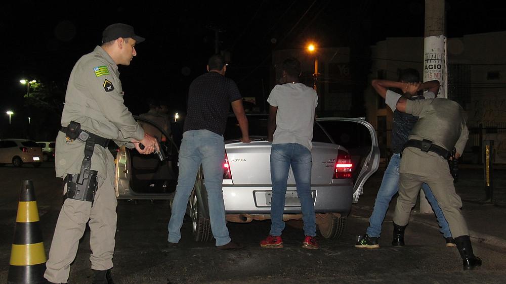 Em Valparaíso e nas outras cidades, Polícia Militar realiza Operação Entorno em Ação