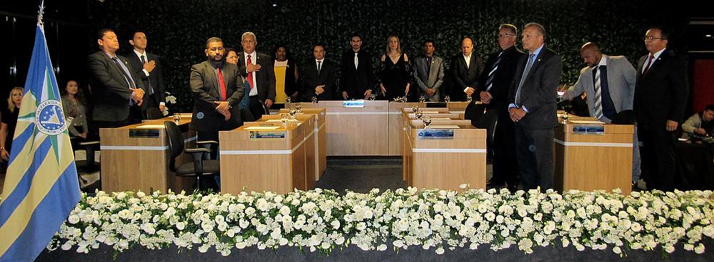 Câmara Municipal de Valparaíso realiza Sessão Solene para entrega da Comenda São Francisco de Assis