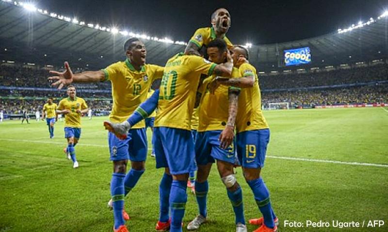 Brasil vence a Argentina por 2 a 0 em um jogão e vai disputar a final da Copa América 2019