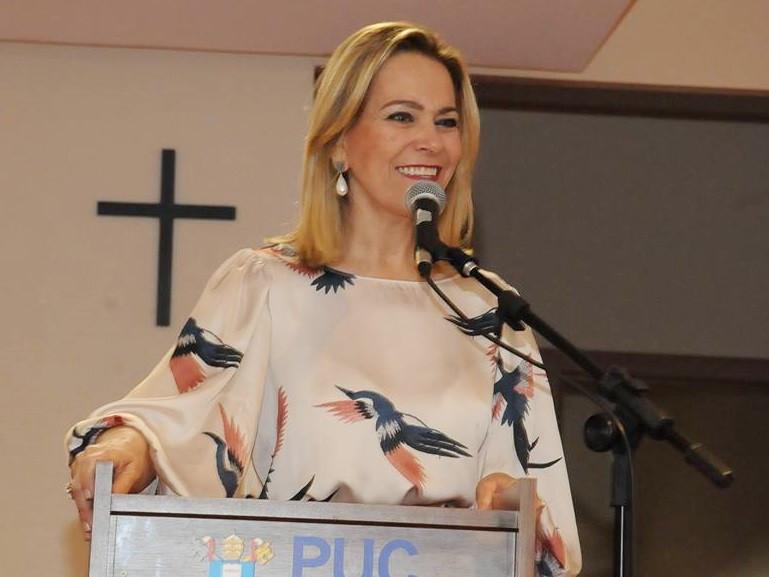 Leda Borges é mencionada pela imprensa como peça decisiva para as eleições de 2018 em Goiás