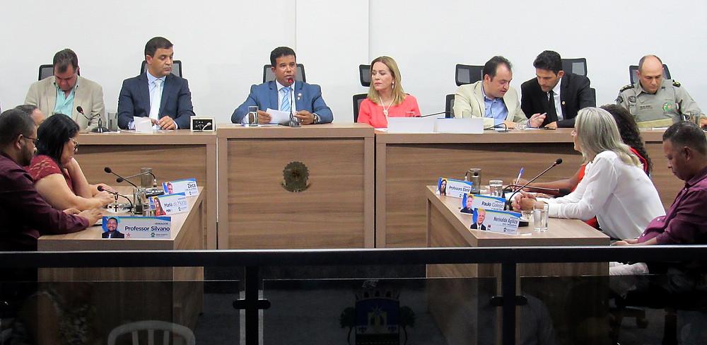 Valparaíso sedia audiência pública estadual para discutir segurança nas escolas