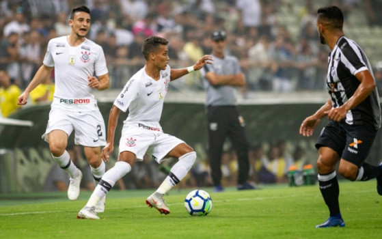 Ceará faz outra vítima ilustre, o Corinthians