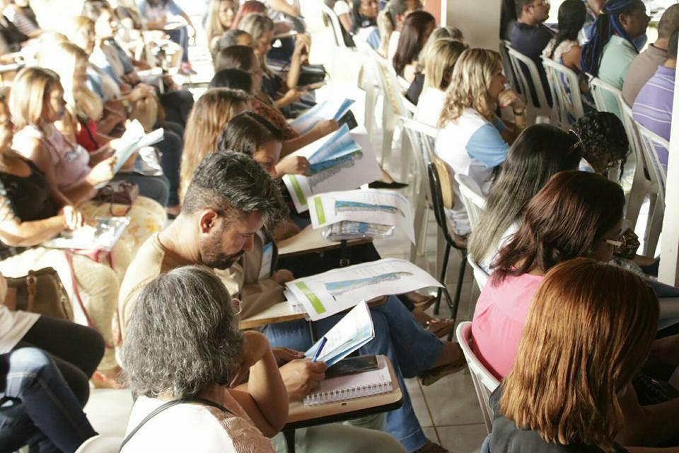 Educação ambiental e descarte consciente do lixo passam a ser temas nas escolas municipais de Valparaíso