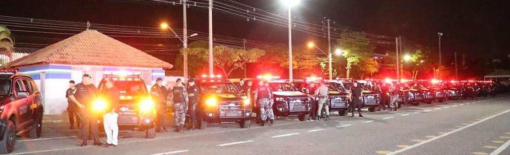 Novos Policiais Militares da ROTAM reforçam segurança em Valparaíso e cidades vizinhas