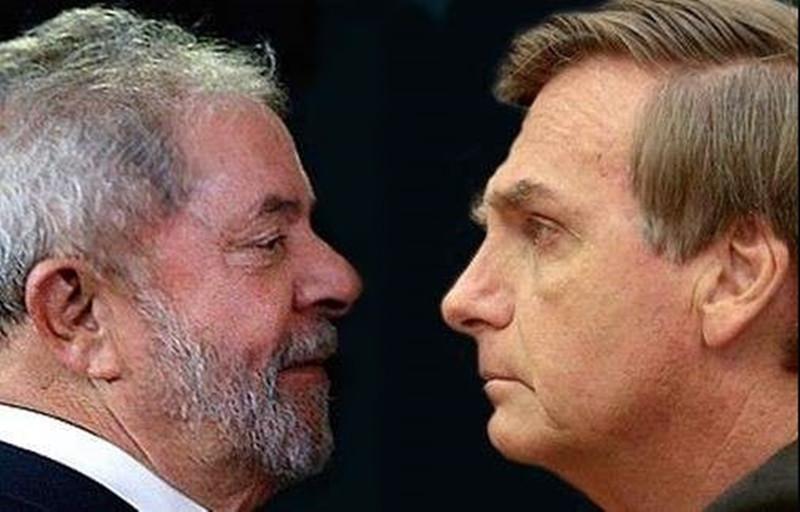 Pesquisa Datafolha aponta Lula na liderança e Bolsonaro na 2ᵃ posição isolado