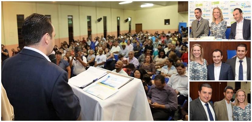 Valparaíso – Governo implementa novas ferramentas para fortalecer economia municipal