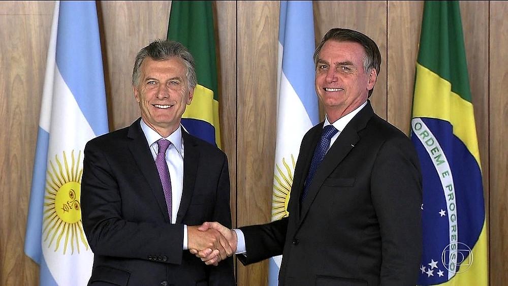A unificação das moedas Brasileira e Argentina é mais uma bizarrice dita pelo Capitão ou é sério mesmo?