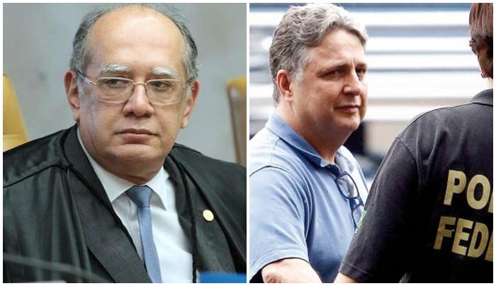 Gilmar Mendes manda soltar o ex-governador do Rio de Janeiro Anthony Garotinho