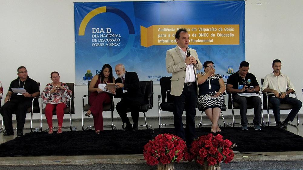Implantação da Base Nacional Comum Curricular é tema de Audiência Pública em Valparaíso