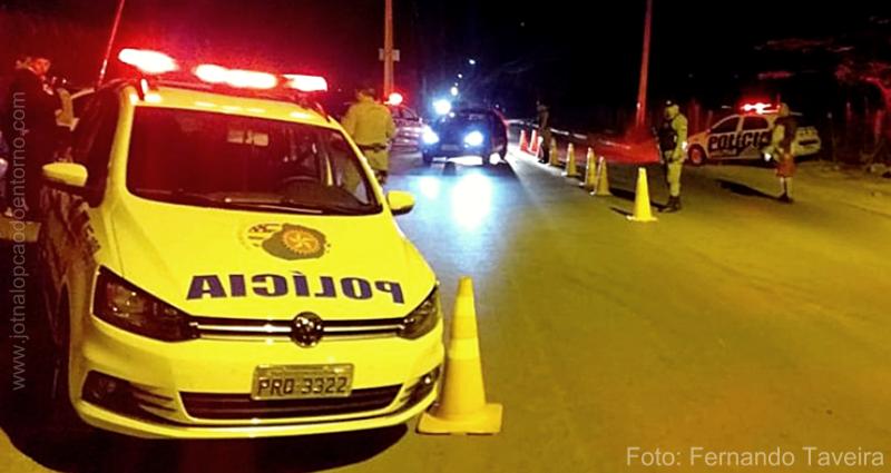 PM realiza mais uma operação Valparaíso Seguro