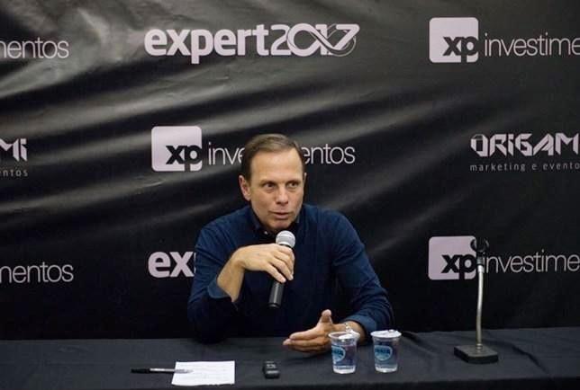 """""""É melhor que Lula dispute e perca"""" diz João Doria"""