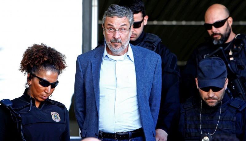 Palocci decide fazer acordo de delação e pode causar mais estragos que Odebrecht