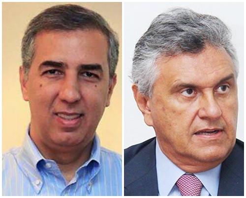 Eleições 2018 – Pesquisa indica que José Eliton se aproxima de Caiado em Goiás