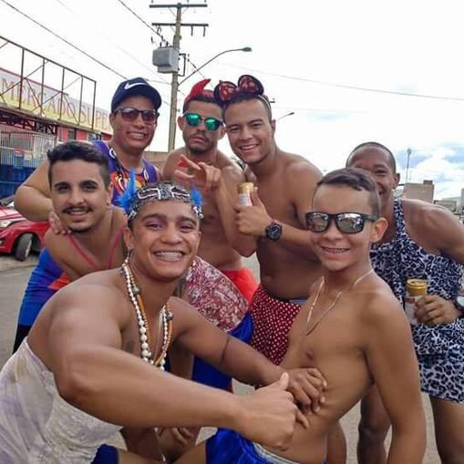 Carnaval em Valparaíso