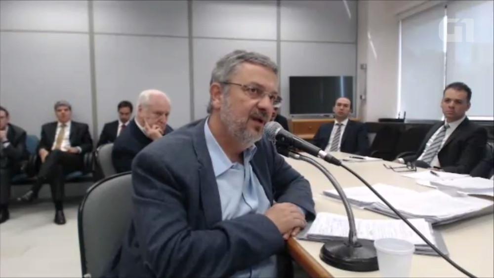 Palocci confessa ser administrador de organização criminosa chefiada por Lula