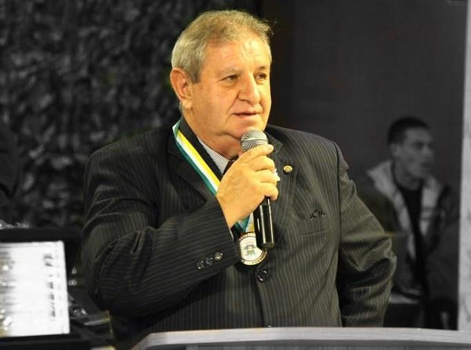 Nota de pesar do PSDB Valparaíso pelo falecimento de seu vice-presidente Sérgio Groff