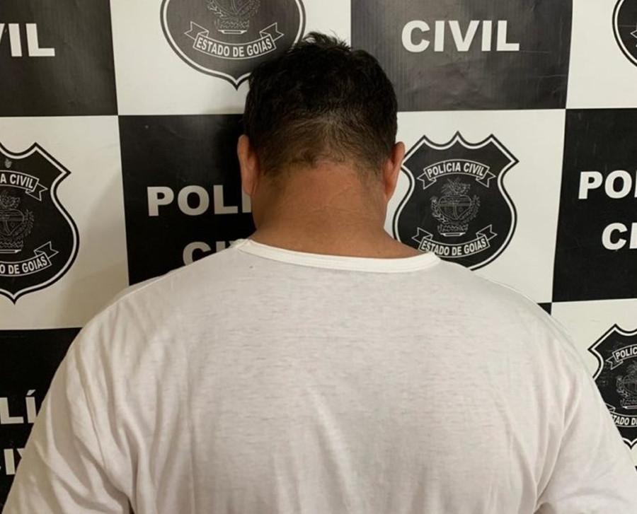 Homem é preso em Valparaíso, suspeito de violentar duas crianças de 7 anos