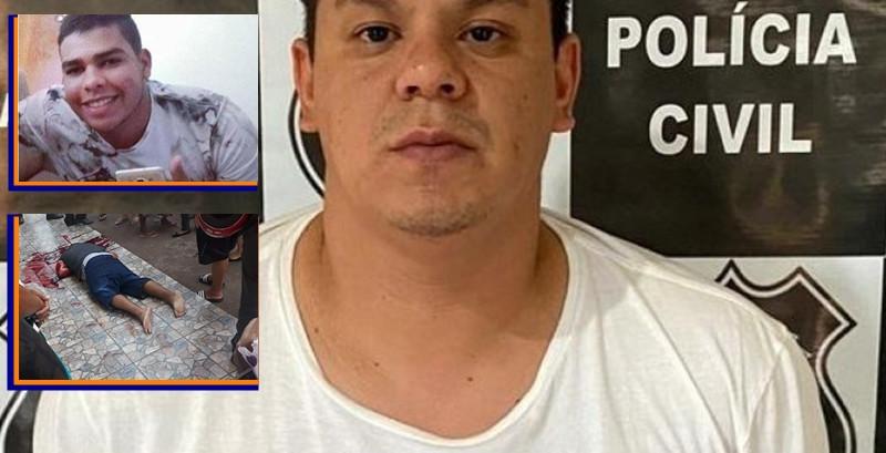 Homem acusado de assassinato cometido em agosto é preso em Valparaíso