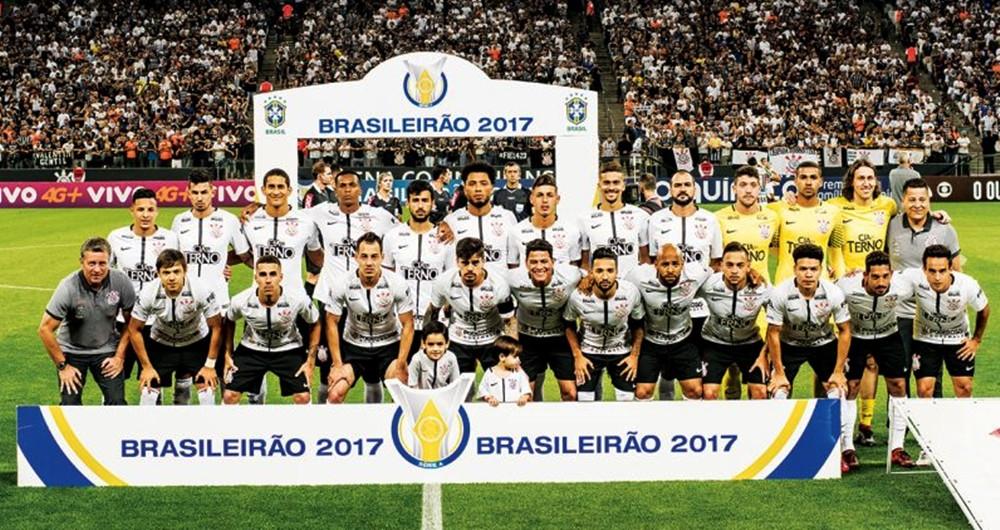 Sem contestação, Corinthians é Campeão Brasileiro de 2017