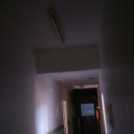 Hospital CAIS com energia cortada