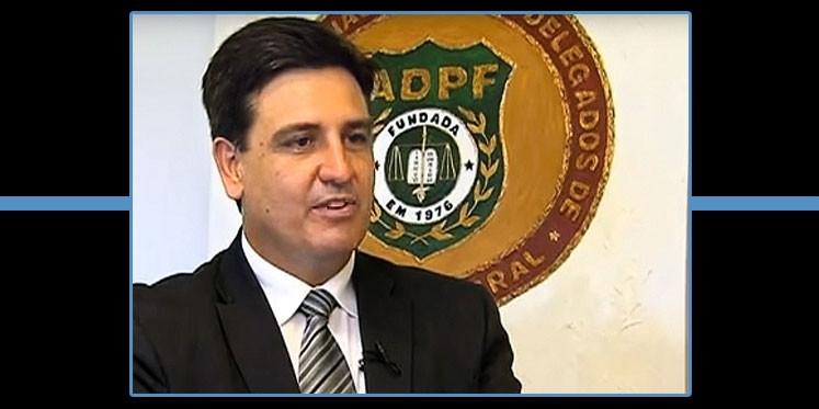Presidente Temer muda o comando geral da Polícia Federal