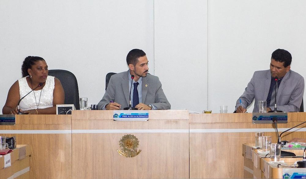 Sem surpresas. Câmara Municipal de Valparaíso reelege mesa diretora mantendo Alceu Gomes presidente
