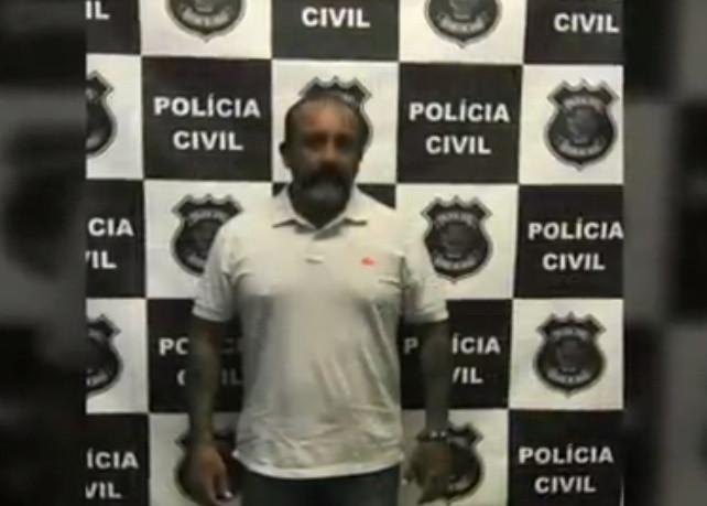 Homem que teria matado a esposa em Cidade Ocidental e pendurado o corpo em uma árvore foi preso no Guará