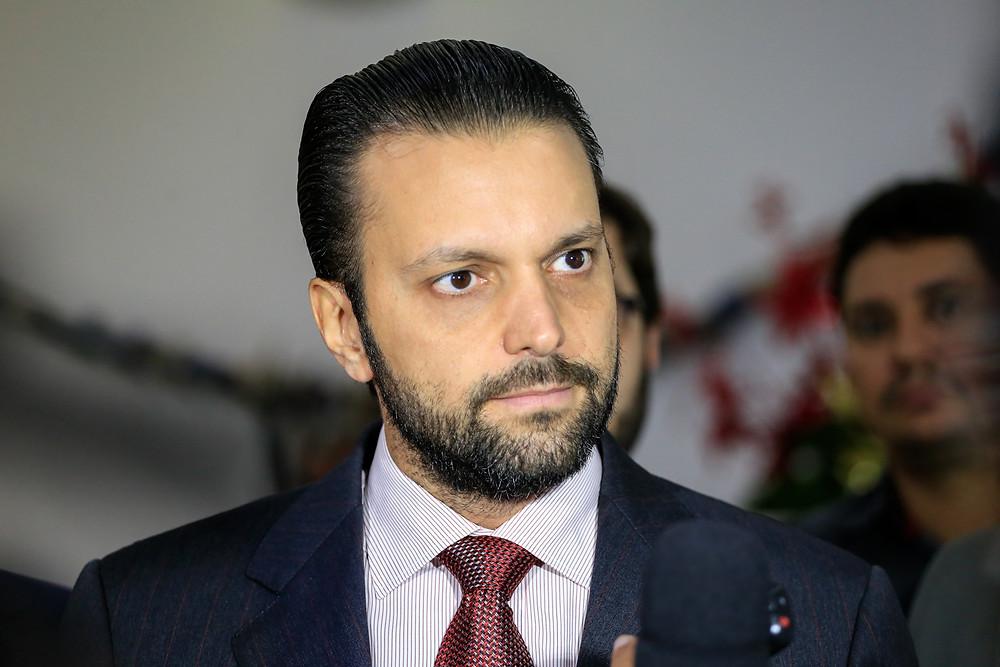 Ministro goiano, Alexandre Baldy, se filia ao PP