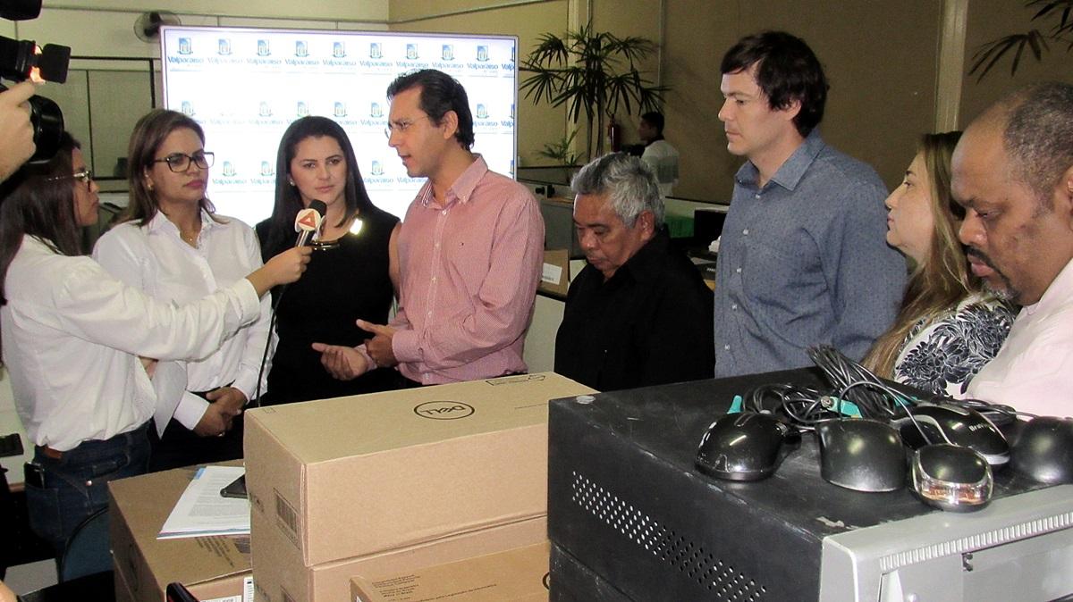 Saúde Pública de Valparaíso acelera implantação do prontuário eletrônico com PPPs