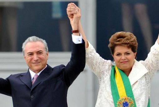 Processo de cassação da chapa Dilma Temer começa nesta semana