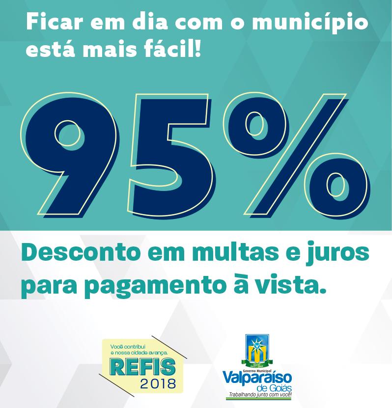 Termina segunda-feira o prazo para pagar dívidas municipais com descontos nos juros e multas, o REFIS