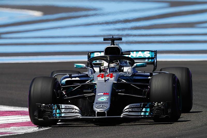 Hamilton conquista a pole posintion para o último GP de F1 2018