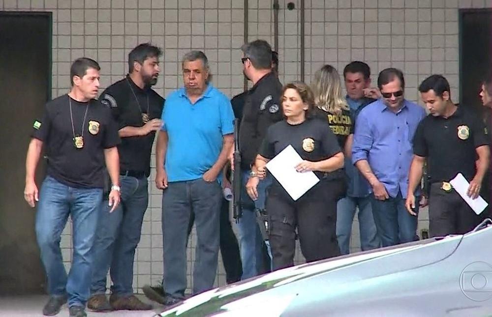 Deputados do Rio de Janeiro voltam para a cadeia