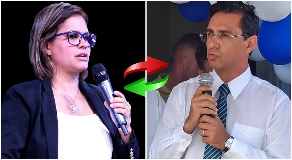 Prefeito Pábio Mossoró troca comando da Secretaria Municipal de Saúde