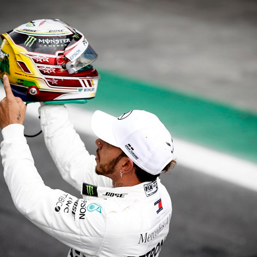 GP Brasil 2018 de F1
