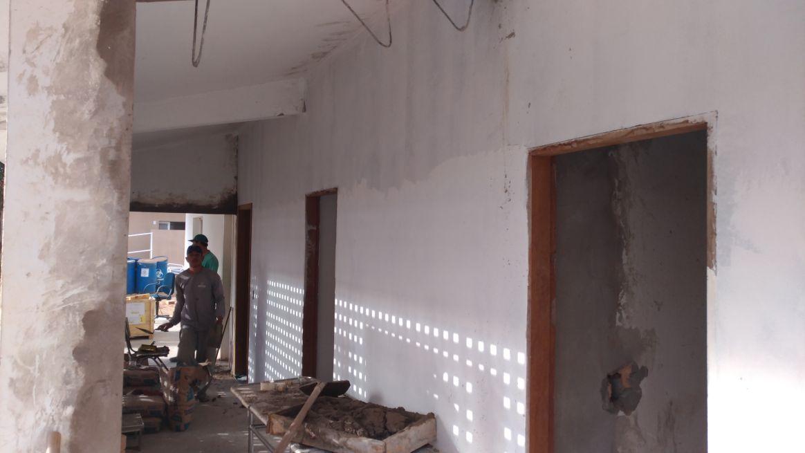 Reforma do Hospital de Valparaíso