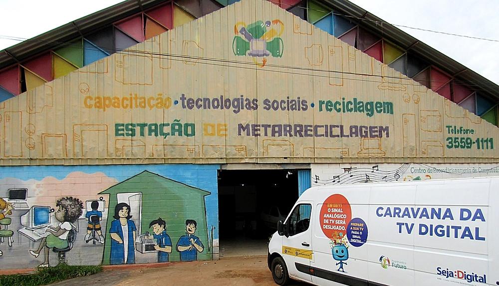 ONG sediada em Valparaíso volta a ser destaque nacional, desta vez em publicação do STJ