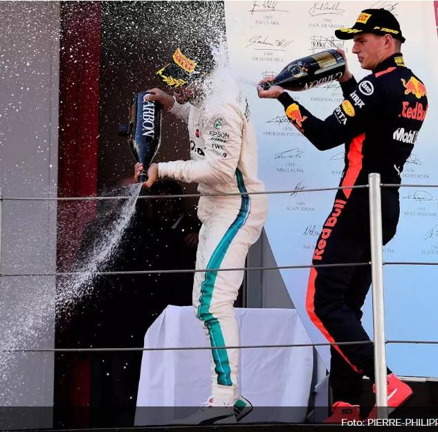 GP de F1 na Espanha/Barcelona 2018