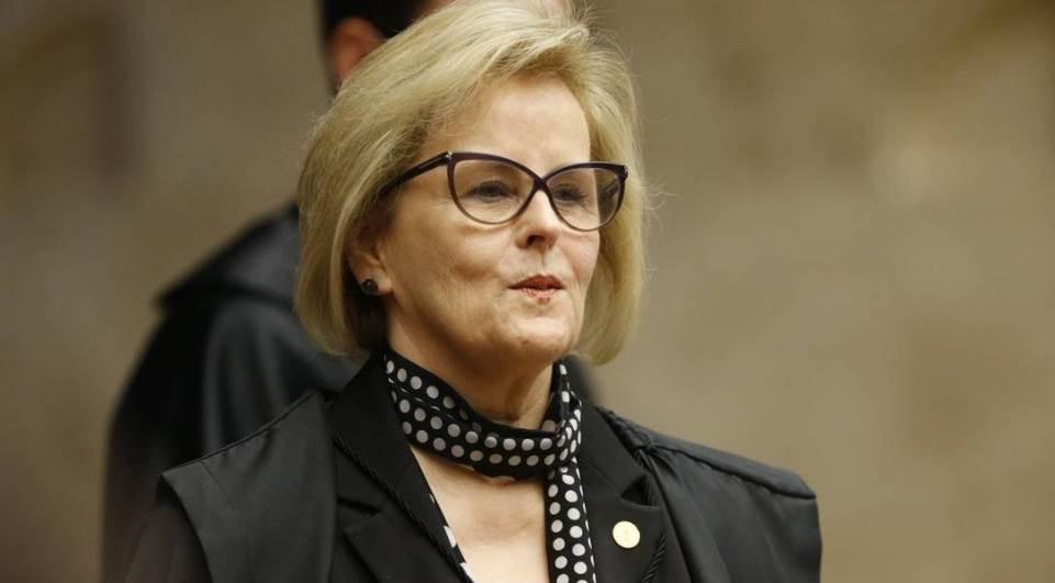 Considerada fiel da balança, Rosa Weber vota contra a prisão em 2ª instância