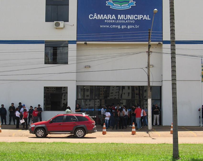 Câmara Municipal de Valparaíso