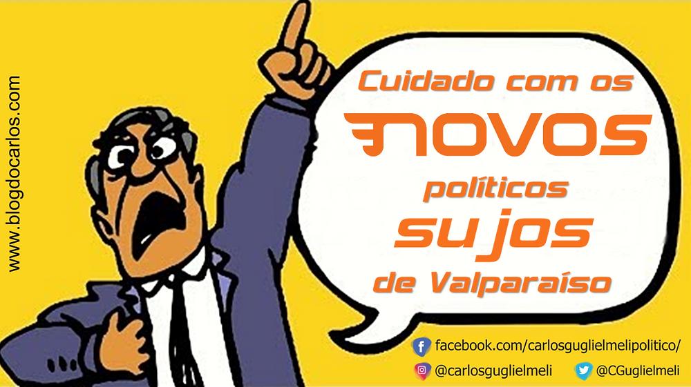 Perigo: Valparaíso de Goiás hoje vê nascer a pior safra de políticos da sua história