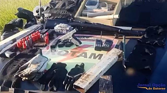 Sargento da PM Goiás é preso em Novo Gama suspeito de roubo a banco
