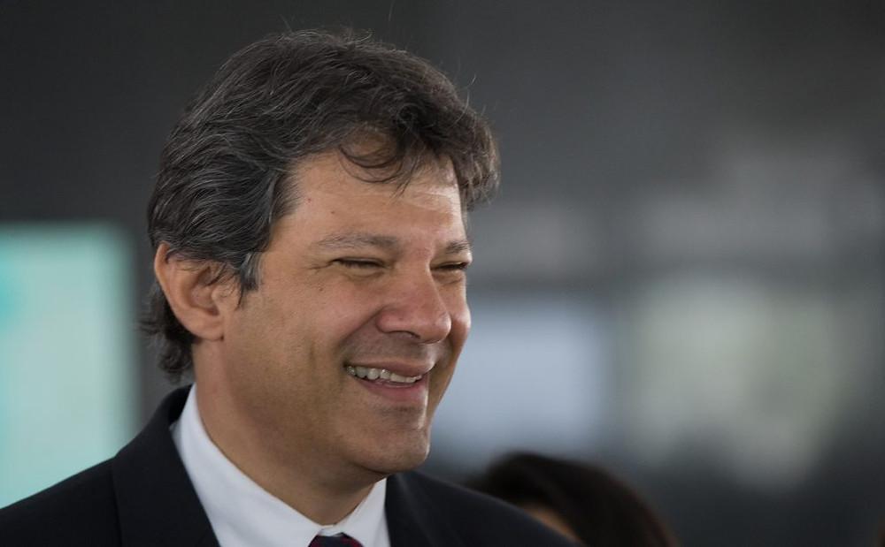 Fernando Haddad é condenado a 4 anos de reclusão pela prática de Caixa 2 eleitoral
