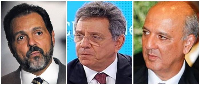 PF prende ex-governadores do DF e R$ 26 Milhões são bloqueados