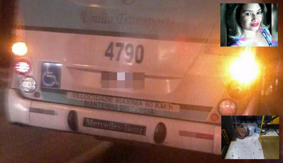 Violência - Uma passageira e um assaltante morrem durante troca de tiros num ônibus em Valparaíso