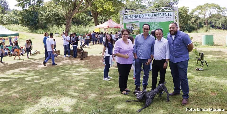 O Dia Mundial do Meio Ambiente em Valparaíso é celebrado na recém criada Reserva Paraíso