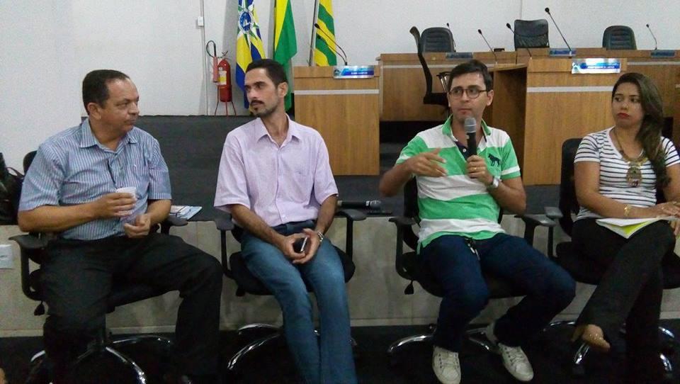 Valparaíso – Saúde Pública é tema de reunião entre secretários de governo e vereadores